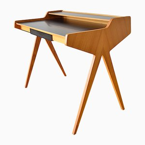 Desk by Helmut Magg for WK Möbel, 1950s