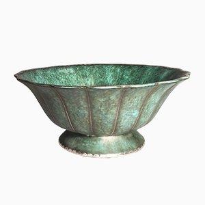 Vintage Argenta Bowl by Wilhelm Kåge for Gustavsberg, 1930s