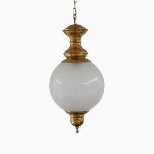 Italian Pendant Lamp by Luigi Caccia Dominioni, 1950s