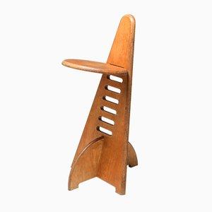 Niederländischer Vintage Stuhl von Gijs Boelaars für Lundia, 1970er