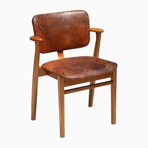 Mid-Century Domus Dining Chair by Ilmari Tapiovaara, 1950s