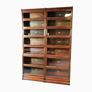 Antique Bookcase by Globe Wernicke