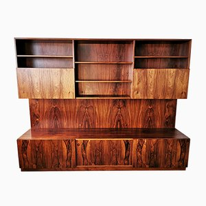 Rosewood Shelf by Ib Kofod Larsen for Faarup Møbelfabrik, 1960s