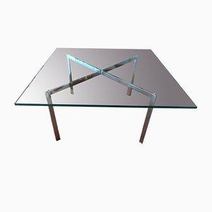 Tavolino da caffè vintage di Ludwig Mies van der Rohe per Knoll