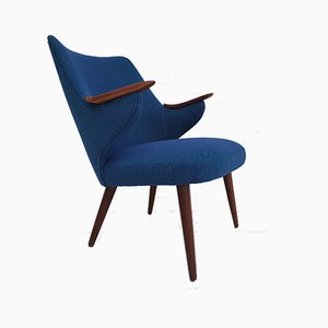 Danish Armchair by Erling Olsen, 1960s