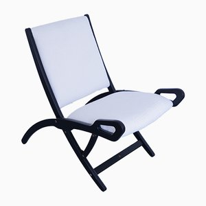Model Ninfea Folding Chair by Gio Ponti for Fratelli Reguitti, 1950s