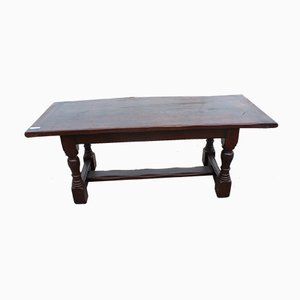 Small Oak Refectory Table, 1960s