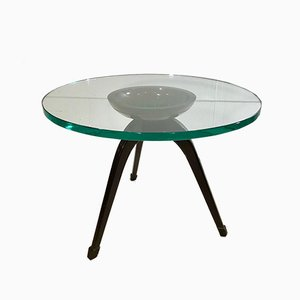Italian Pedestal Table from Fontana Arte, 1960s