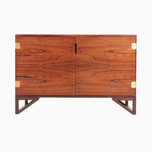 Rosewood Cabinet from Langkilde, 1960s