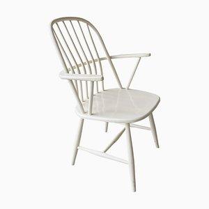 Mid-Century Swedish Dining Chairs by Bengt Akerblom & Gunnar Eklöf, 1950s, Set of 2