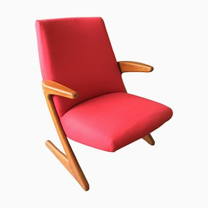 Model Trivia Z Lounge Chair by Bengt Ruda for Nordiska Kompaniet, 1960s