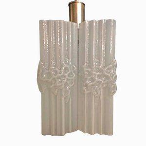 Mid-Century Murano Glass Pendant Lamp by Toni Zuccheri, 1970s