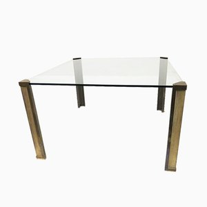 Bronze T14 Dining Table by Peter Ghyczy, 1970s
