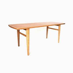 Vintage Scandinavian Teak Coffee Table, 1960s