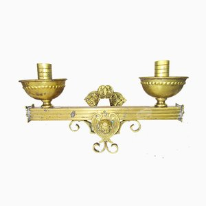 Antique Church Wall Candleholder