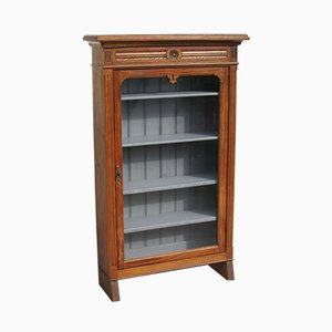 Antique Pinewood Wall Unit