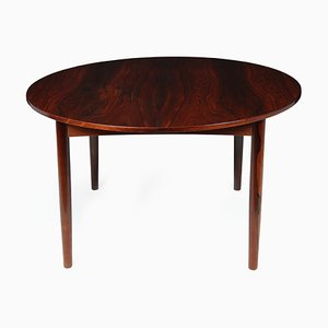 Mid-Century Danish Rosewood Dining Table, 1960s