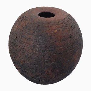 Mid-Century Ceramic Vase by Gerhard Liebenthron, 1970s