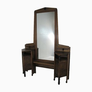 Art Deco Dressing Table by Jac Zijfers for J.J. Zijfers, 1920s
