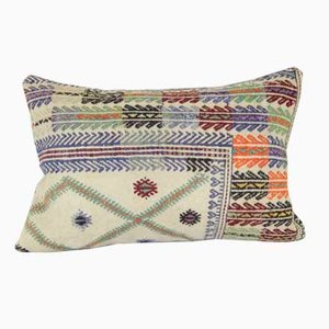 Unique Design Lumbar Kilim Cushion Cover