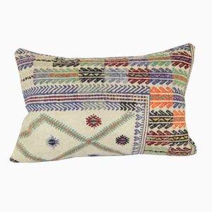 Unique Design Lumbar Kilim Cushion Cover