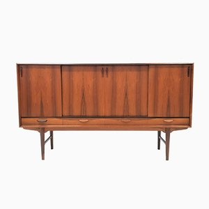 Danish Rosewood Cupboard by H. P Hansen for H P Hansens Møbelfabrik , 1960s