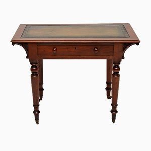 Antique William IV Mahogany Desk