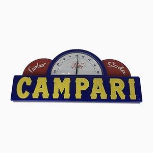 Campari Wall Thermometer, 1980s