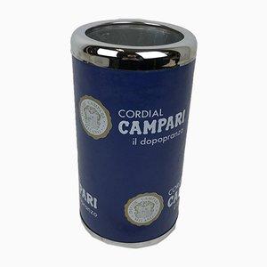 Cordial Campari Advertising Glacette, Italy, 1970s