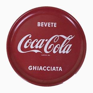 Coca-Cola Plastic Tray, Italy, 1960s