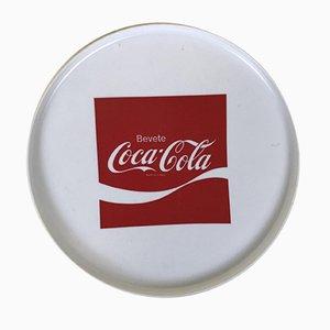 Coca-Cola Plastic Tray, Italy, 1970s