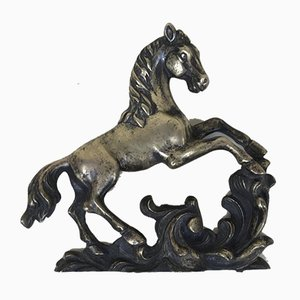 Brass Horse Model, Italy, 1800s
