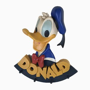 Fiberglass Donald Duck Coat Rack for Disney, Holland, 1990s
