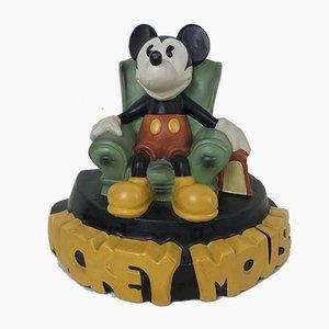 Disney Ceramic Mickey Mouse, France, 1990s