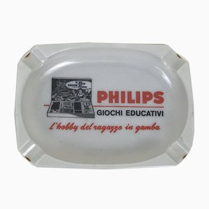 Philips Aschenbecher aus Hartplastik von Mabel, 1970er