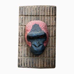 Affe Maske von Yves Gaumetou, 1980er
