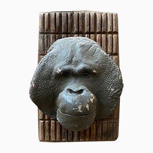 Masque Monkey par Yves Gaumetou, 1990s