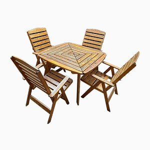 Garden Furniture Set, 1970s