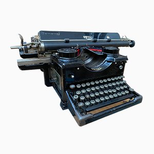 Typewriter from Royal, 1950s