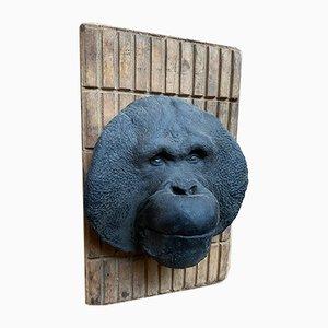 Masque Monkey Yves Gaumetou, 1980s