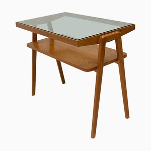 Mid-Century Czechoslovak Glazed Coffee or Side Table, 1960s