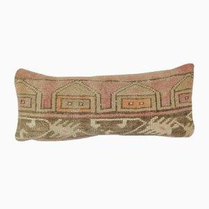 Turkish Oushak Lumbar Cushion Cover