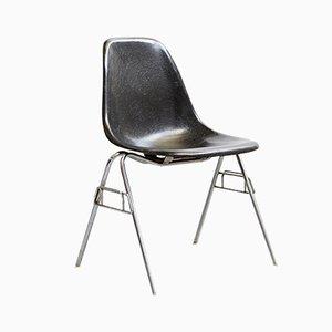 Chaise d'Appoint DSS en Fibre de Verre par Charles & Ray Eames pour Herman Miller, 1970s