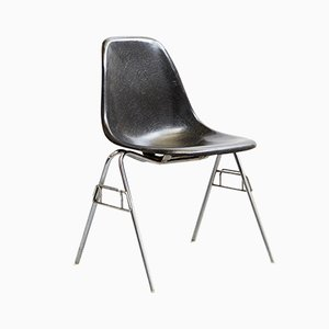 Fiberglass DSS Side Chair by Charles & Ray Eames for Herman Miller, 1970s