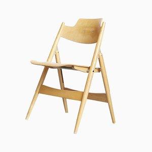 Model SE18 Folding Chair by Egon Eiermann for Wilde+Spieth, 1960s