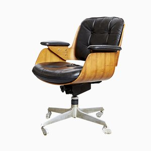 Vintage Model D49 Desk Chair by Hans Könecke for Tecta, 1960s
