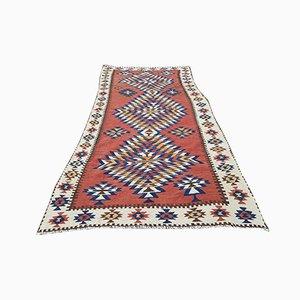 Türkischer Vintage Kilim Kars Teppich, 1970er
