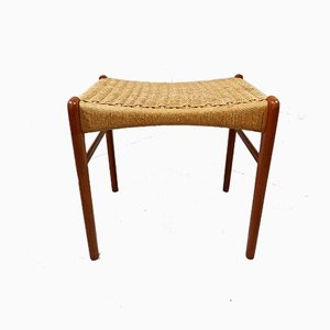 Danish Stool by Niels Otto Møller for J.L. Møllers, 1960s