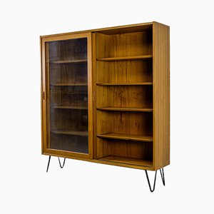 Danish Teak Cabinet by Carlo Jensen for Hundevad & Co., 1960s
