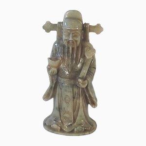 Antique Jade Sculpture